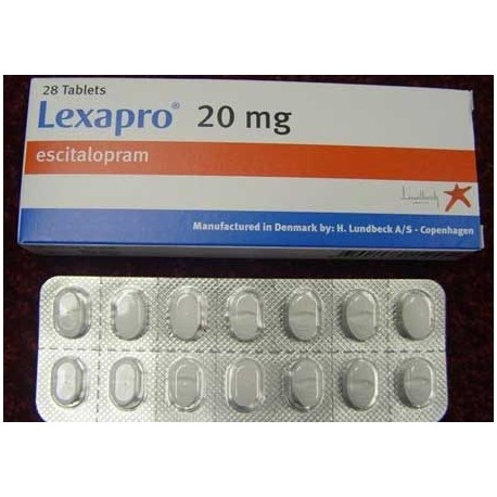 Side effects for Lexapro